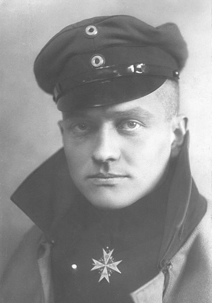 Official Site of Trader Red Baron - Manfred von Richthofen